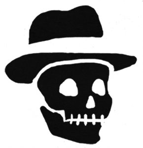 Dead Man's Blues Skull