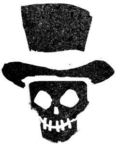 The Axeman's Jazz Skull