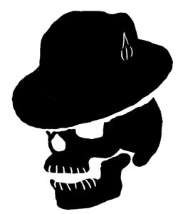 The Mobster's Lament Skull